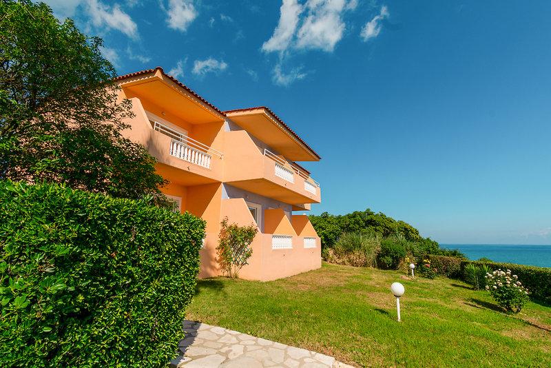 Hotel Ibiscus in Korfu - Bild von Neckermann Reisen