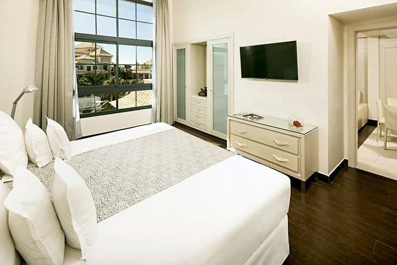 Hotelzimmer mit Golf im Gran Melia Palacio de Isora & Red Level - Gran Melia Palacio de Isora