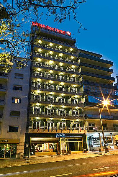 SANA Rex Hotel günstig bei weg.de buchen - Bild von OLIMAR