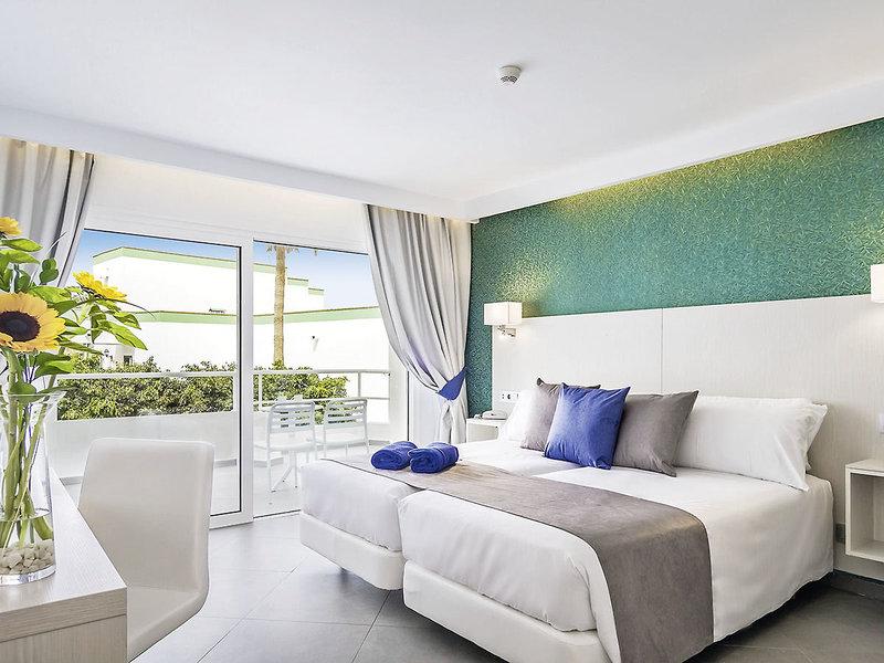 Hotelzimmer mit Tennis im Monte del Mar