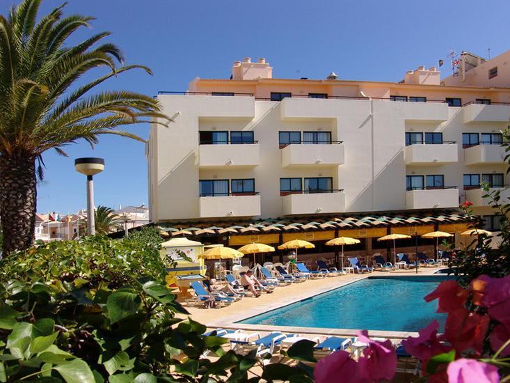 Hotel Oceanus günstig bei weg.de buchen - Bild von bye bye