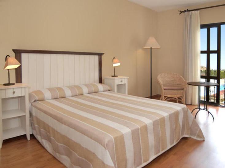 Hotelzimmer mit Golf im Hotel ILUNION Mijas