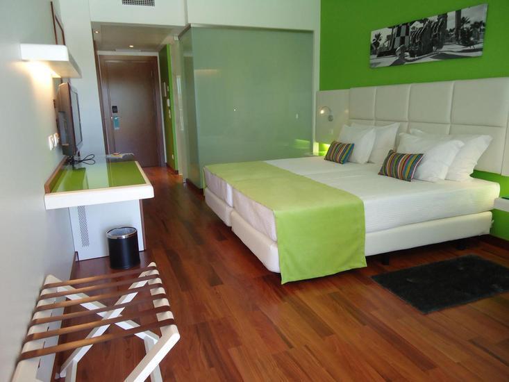 Hotelzimmer mit Golf im Aquashow Park