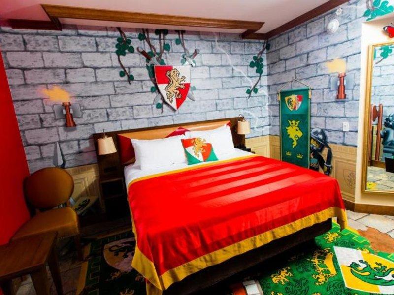 Hotelzimmer mit Spielplatz im LEGOLAND® Beach Retreat