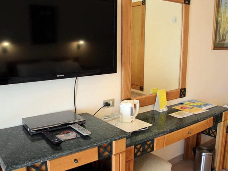 Hotelzimmer mit Fitness im Sindbad Beach Resort