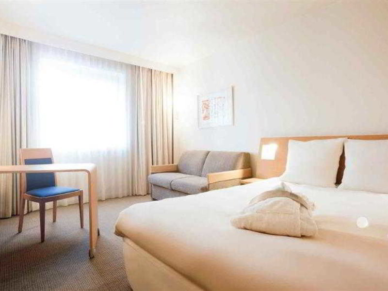Hotelzimmer mit Kinderbetreuung im Novotel Marne la Vallée Noisy le Grand