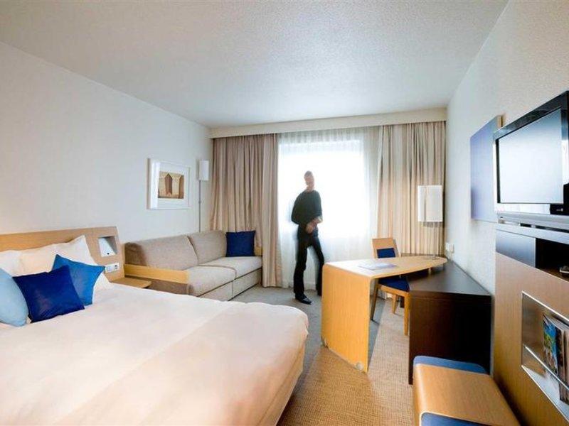 Hotelzimmer mit Familienfreundlich im Novotel Marne la Vallée Noisy le Grand