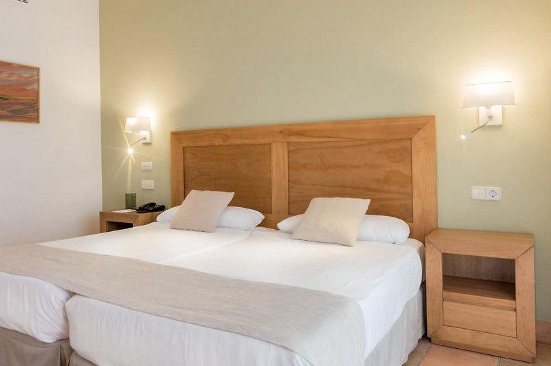 Hotelzimmer mit Aerobic im Aldiana Andalusien