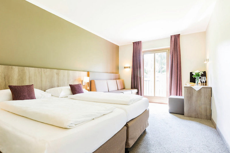 Hotelzimmer mit Fitness im Aldiana Club Ampflwang
