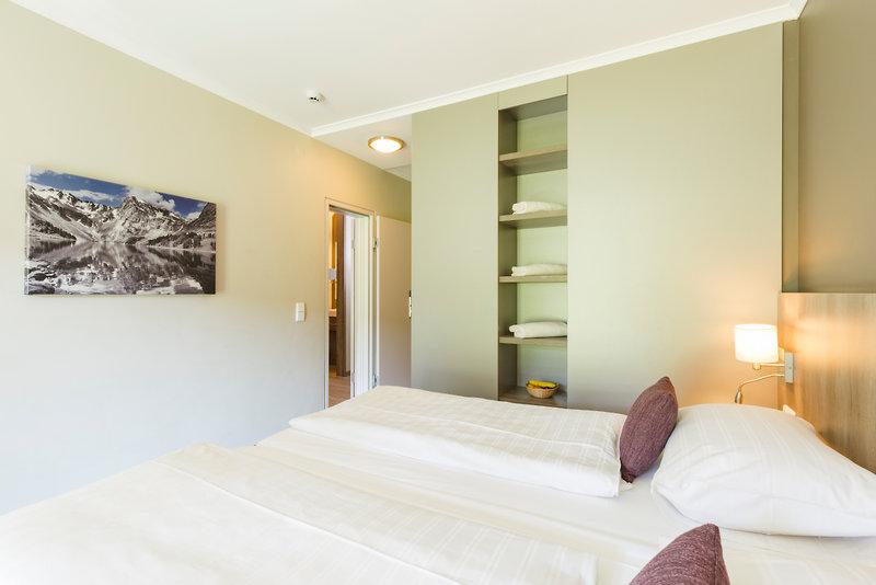 Hotelzimmer mit Golf im Aldiana Club Ampflwang