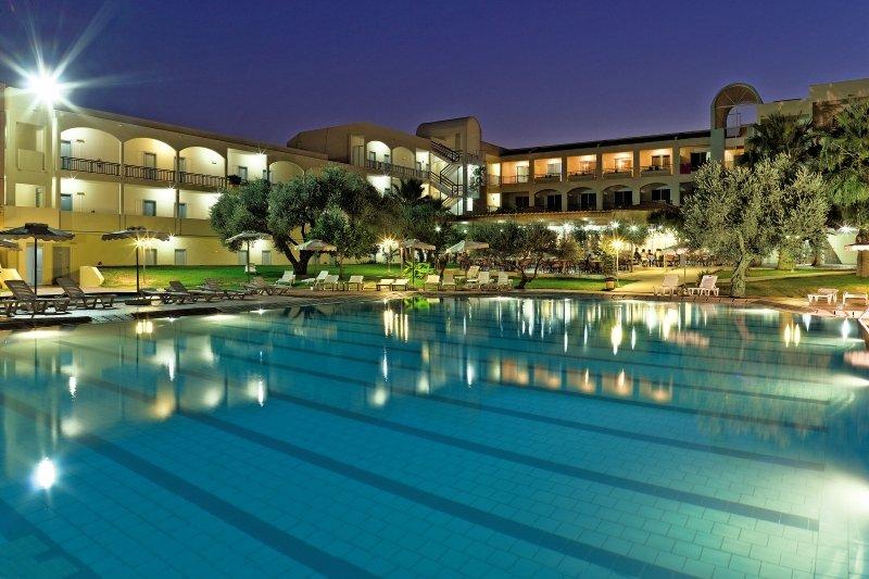 Marianna Palace Hotel in Rhodos - Bild von FTI Touristik