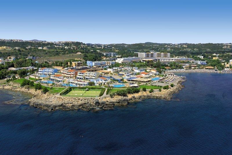 Hotel Paradise Village in Rhodos - Bild von FTI Touristik