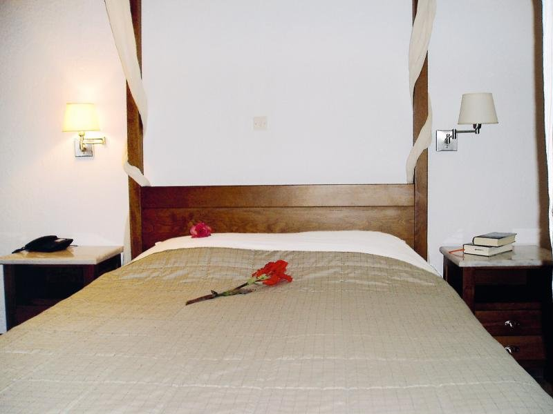 Hotelzimmer mit Internetzugang im Kalamitsi