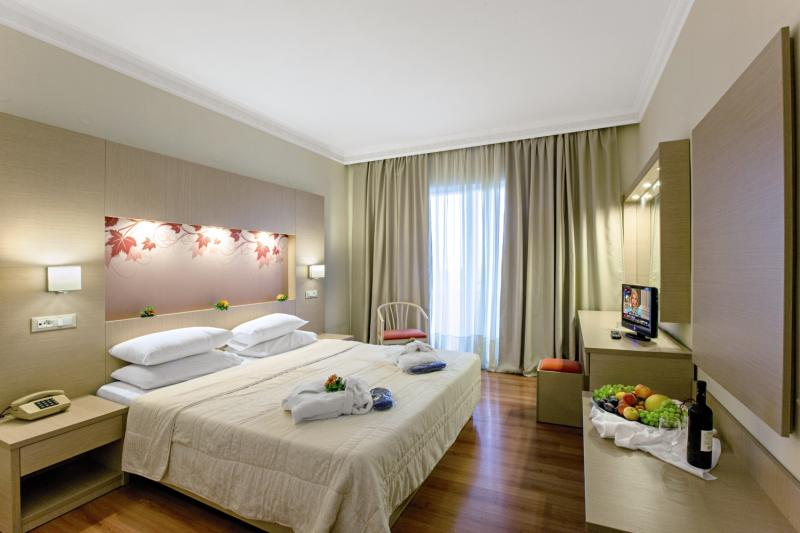 Hotelzimmer mit Fitness im Marianna Palace Hotel