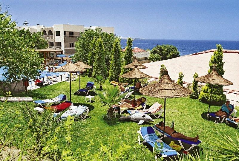Hotel Sirene Beach in Rhodos - Bild von FTI Touristik