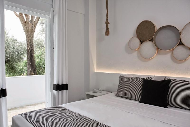 Hotelzimmer mit Fitness im Mr & Mrs White Corfu Couples Retreat