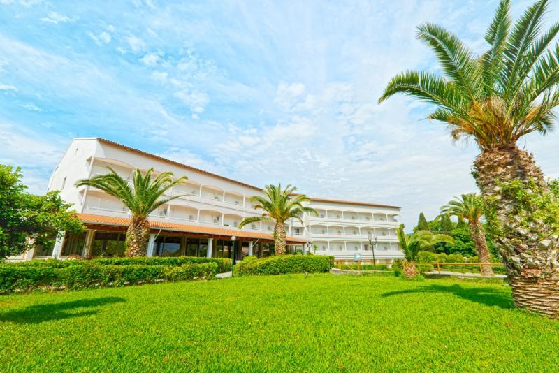 Livadi Nafsika Hotel in Korfu - Bild von FTI Touristik