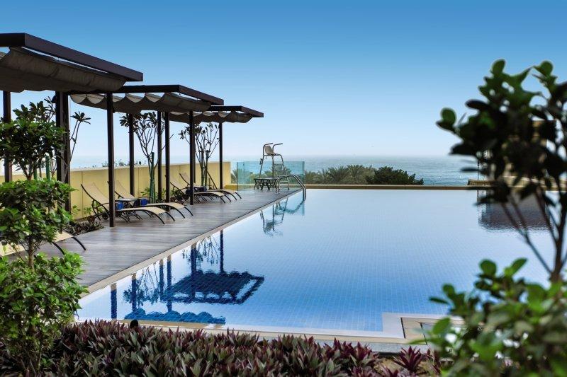 JA Ocean View Hotel in Dubai - Bild von FTI Touristik