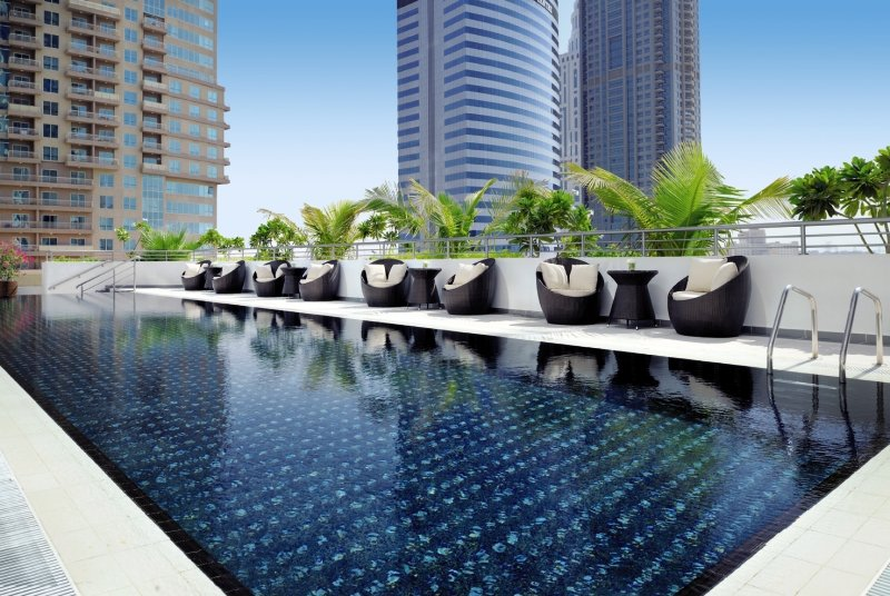 Mövenpick Hotel Jumeirah Lakes Towers günstig bei weg.de buchen - Bild von FTI Touristik