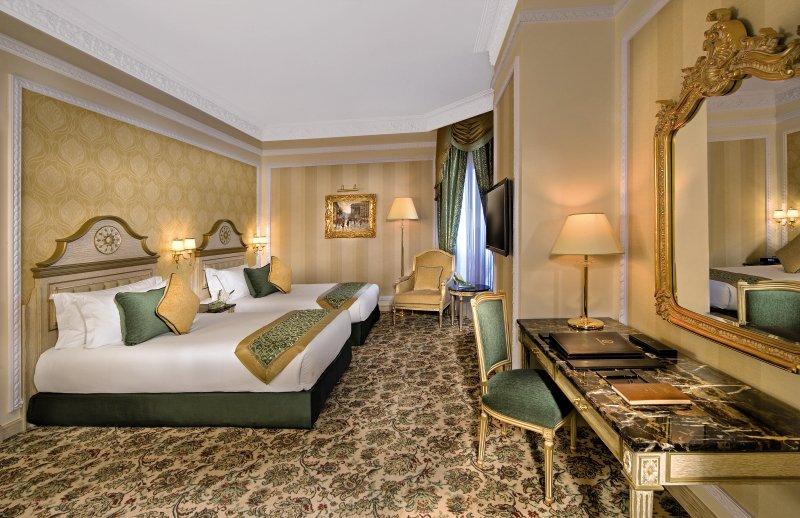 Hotelzimmer mit Golf im Royal Rose
