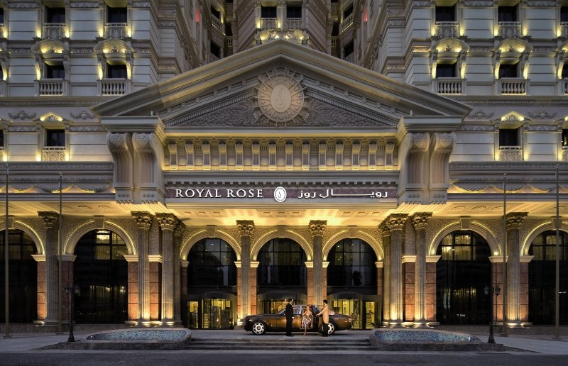 Hotel Royal Rose günstig bei weg.de buchen - Bild von FTI Touristik
