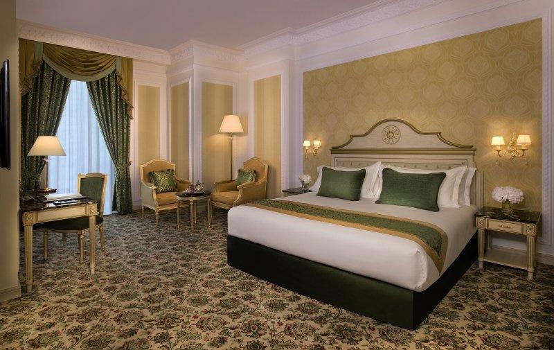 Hotelzimmer mit Kinderbetreuung im Royal Rose