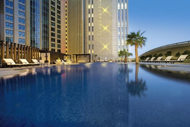 Hotel Sofitel Abu Dhabi Corniche in Abu Dhabi - Bild von FTI Touristik