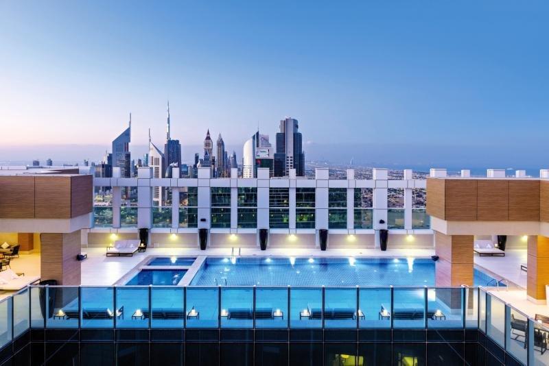 Sheraton Grand Hotel Dubai in Dubai - Bild von FTI Touristik