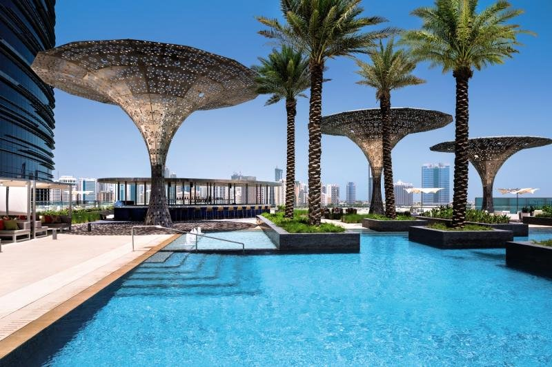 Hotel Rosewood Abu Dhabi in Abu Dhabi - Bild von FTI Touristik