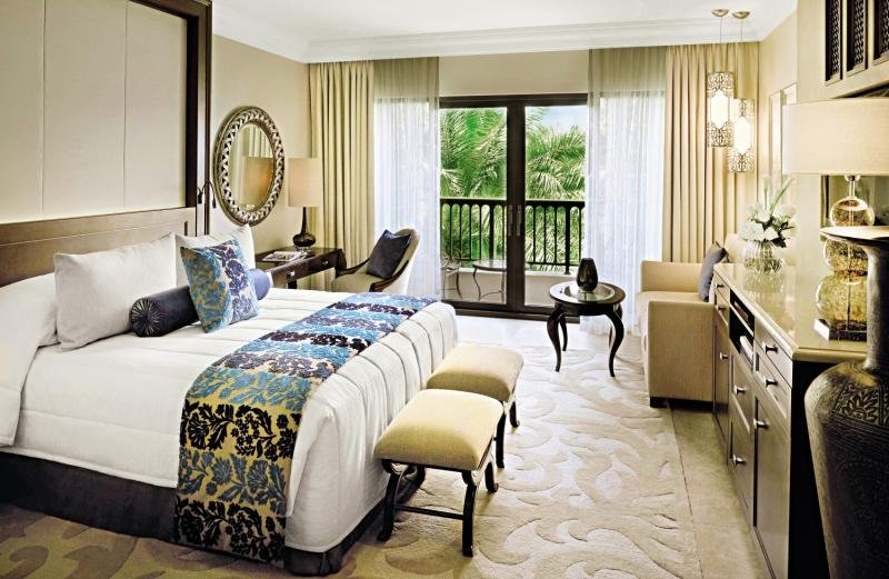 Hotelzimmer im The Palace at One&Only Royal Mirage günstig bei weg.de