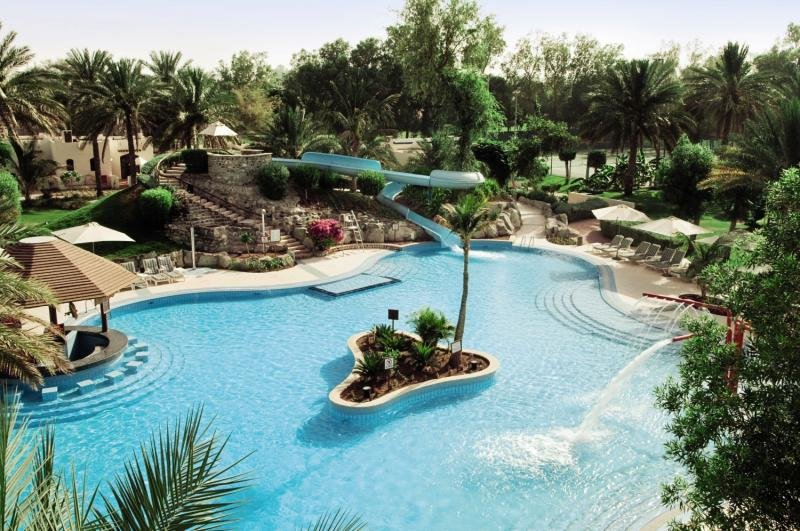Radisson Blu Hotel & Resort, Al Ain in Abu Dhabi - Bild von FTI Touristik