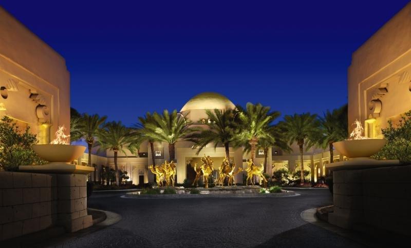 Hotel The Palace at One&Only Royal Mirage günstig bei weg.de buchen - Bild von FTI Touristik