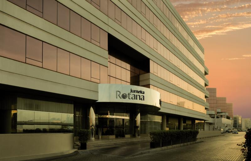 Hotel Jumeira Rotana günstig bei weg.de buchen - Bild von FTI Touristik