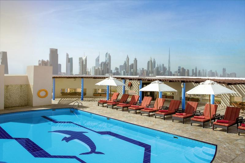 Hotel Jumeira Rotana in Dubai - Bild von FTI Touristik