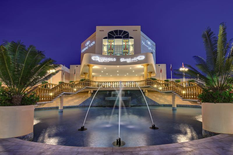 Hotel Crowne Plaza Resort Salalah in Oman - Bild von FTI Touristik