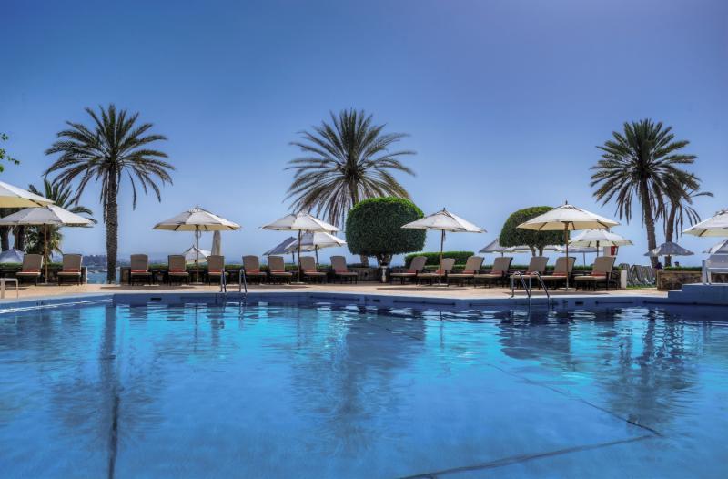 Hotel Crowne Plaza Muscat günstig bei weg.de buchen - Bild von FTI Touristik