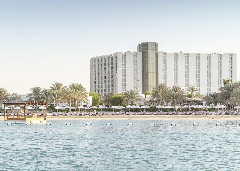 Radisson Blu Hotel & Resort, Abu Dhabi Corniche günstig bei weg.de buchen - Bild von FTI Touristik
