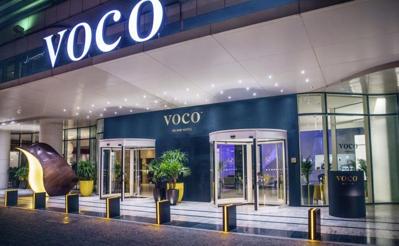 Hotel Voco Dubai günstig bei weg.de buchen - Bild von FTI Touristik