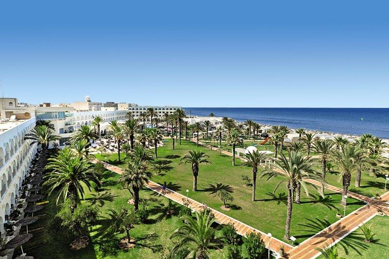 Hotel PrimaSol El Mehdi günstig bei weg.de buchen - Bild von FTI Touristik