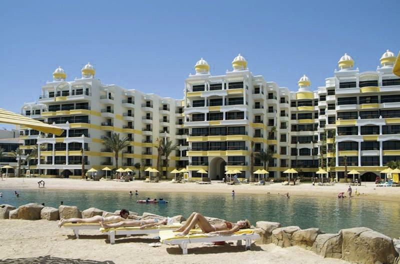 Hotel SUNRISE Select Holidays Resort in Rotes Meer - Bild von FTI Touristik