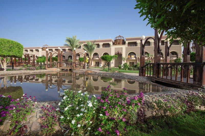 Hotel SUNRISE Select Mamlouk Palace Resort günstig bei weg.de buchen - Bild von FTI Touristik