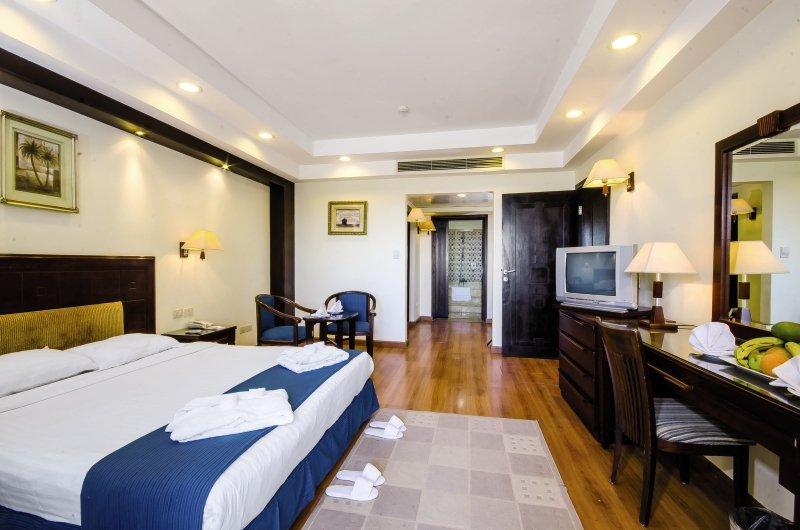 Hotelzimmer mit Fitness im Serenity Makadi Beach