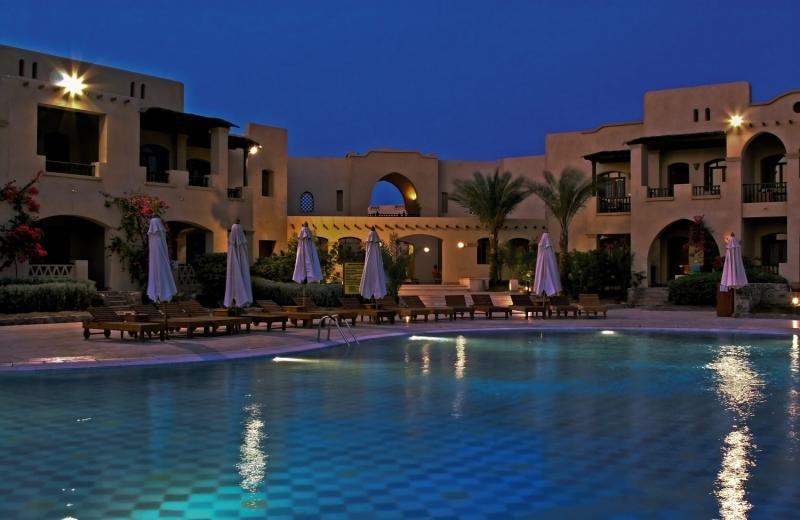 Hotel Three Corners Rihana Resort in Rotes Meer - Bild von FTI Touristik