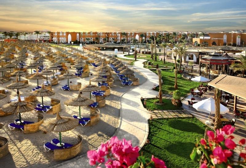 Hotel SUNRISE Select Mamlouk Palace Resort 600 Bewertungen - Bild von FTI Touristik