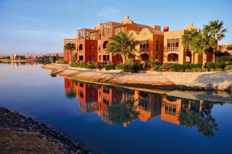 Hotel Steigenberger Golf Resort El Gouna günstig bei weg.de buchen - Bild von FTI Touristik
