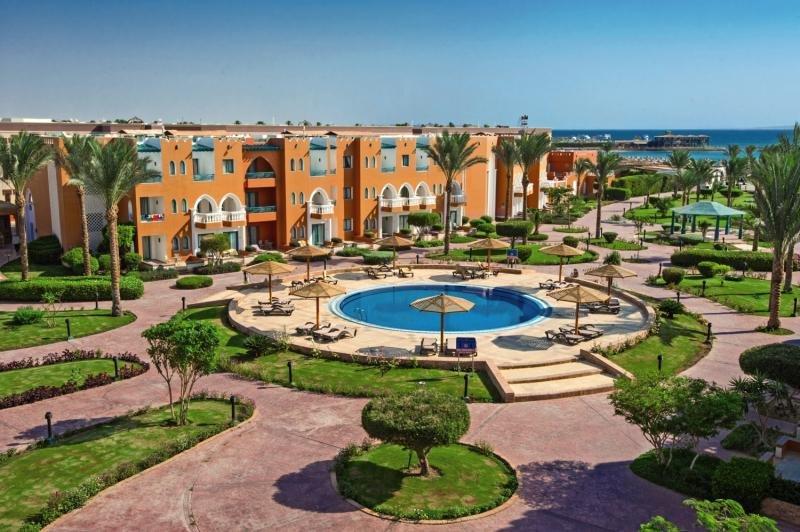 Hotel SUNRISE Select Garden Beach Resort in Rotes Meer - Bild von FTI Touristik