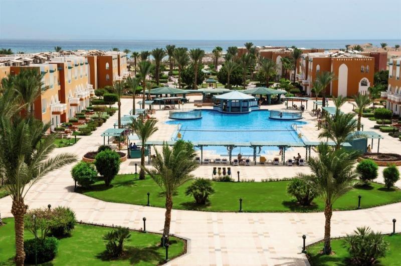 Hotel SUNRISE Select Garden Beach Resort günstig bei weg.de buchen - Bild von FTI Touristik