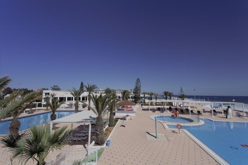 Hotel El Mouradi Club Selima günstig bei weg.de buchen - Bild von FTI Touristik