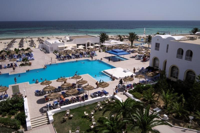 Hotel Club Calimera Yati Beach in Djerba - Bild von FTI Touristik
