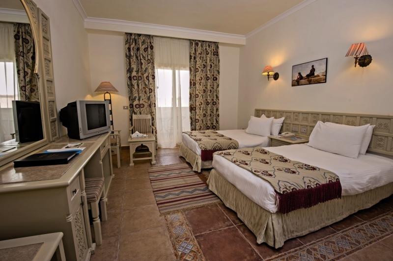 Hotelzimmer mit Minigolf im SUNRISE Select Mamlouk Palace Resort